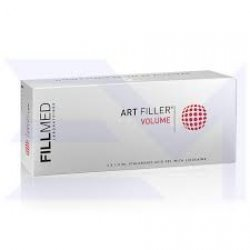 Fillmed  Art Filler Volume 2x1.2 ml-By Fylorga