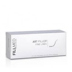 Fillmed  Art Filler  Fines Lines  2x1 ml- by Filorga