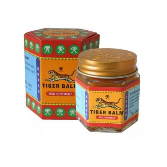 Tiger Balm Red Ointment 30 g